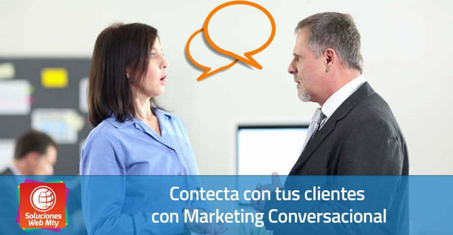 Contecta con tus clientes con Marketing Conversacional