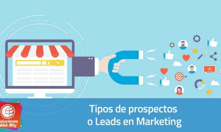 Tipos de prospectos o Leads en Marketing