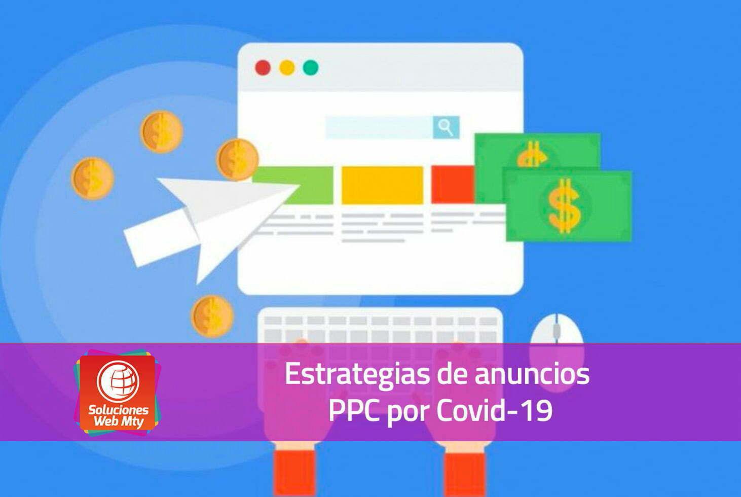 Estrategias de anuncios PPC por Covid-19