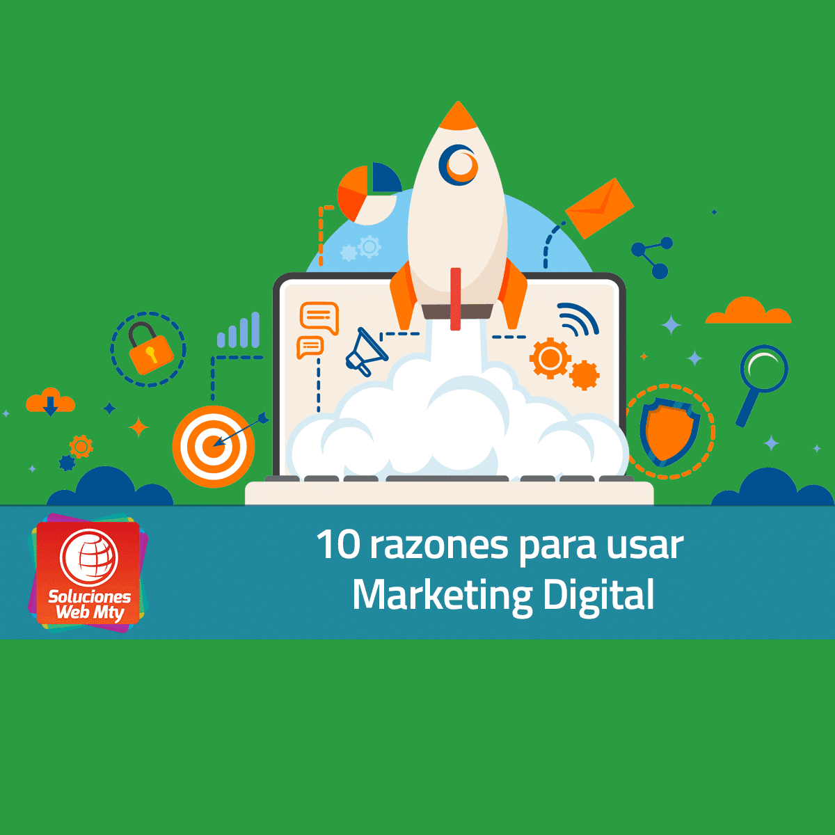 10 razones para usar Marketing Digital