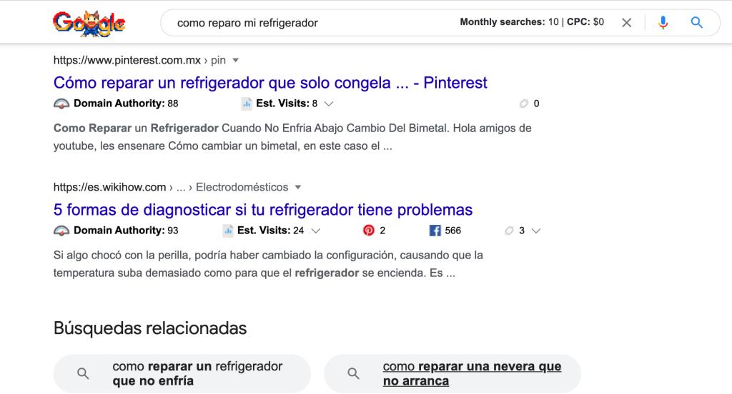 Google es un motor de búsqueda, el más reconocido en el planeta.