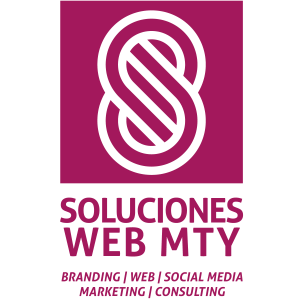 Nuevo Logo Soluciones Web Mty